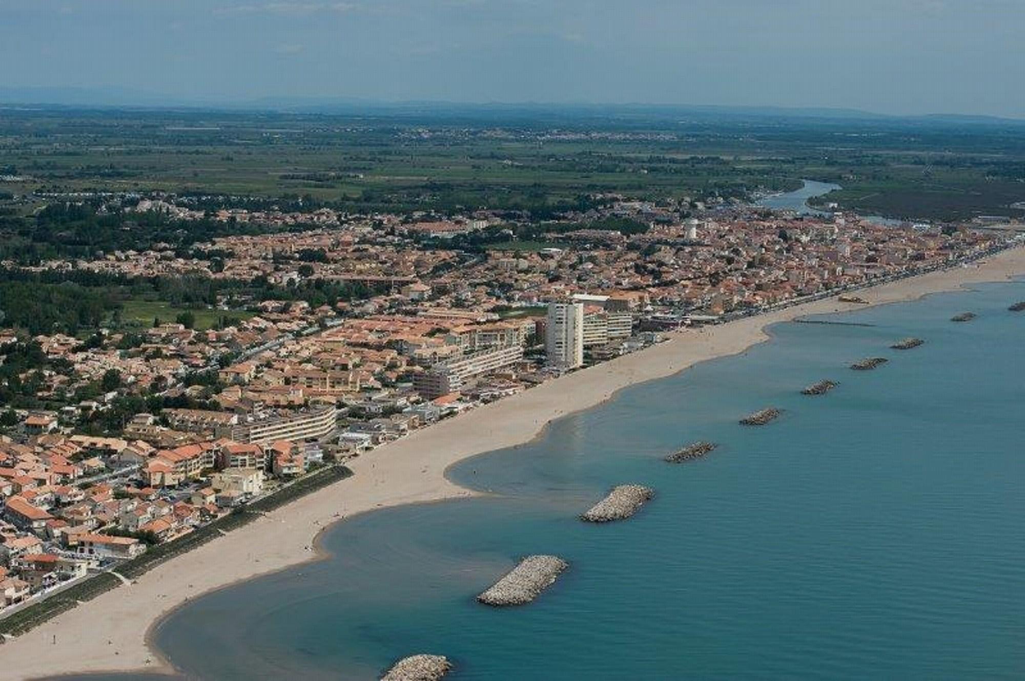 Villa appartement valras plage la dune pierre azur - Office du tourisme valras plage herault ...