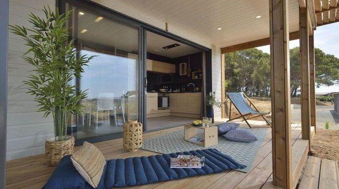 60 terrasse couverte Cottage